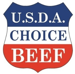 USDA Choice beef at Town & Country Supermarkets