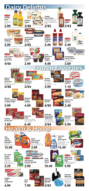 Town & Country Kalamazoo Weekly Ad Circular